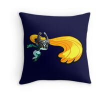 Midna Throw Pillow