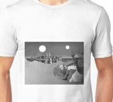 The shepherd and the two moons Unisex T-Shirt