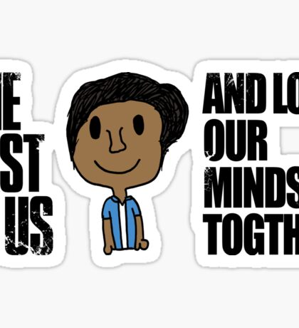 Riley (Design 1 of 2) - The Last of Us Sticker