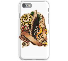Spitshading 049 iPhone Case/Skin