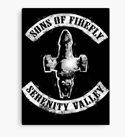 Sons of Firefly Canvas Print