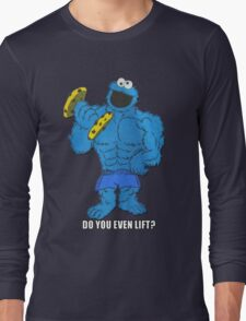 The Cookie Lifts Long Sleeve T-Shirt