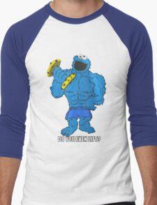 The Cookie Lifts Men's Baseball ¾ T-Shirt