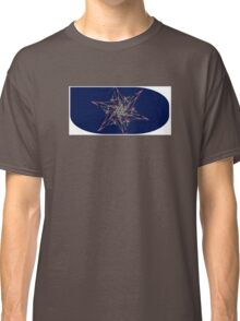 Abstract flower star Classic T-Shirt