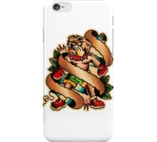 Spitshading 057 iPhone Case/Skin