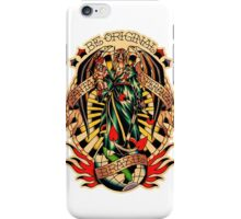 Santa Esperanza Tatuaria 02 iPhone Case/Skin
