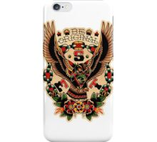 Santa Esperanza Tatuaria 03 iPhone Case/Skin