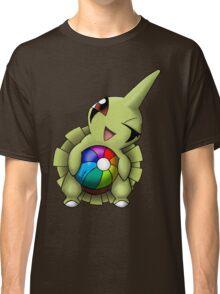 Larvitar Beach Ball Classic T-Shirt
