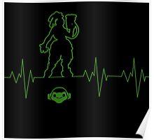 Heartbeat Lucio Poster