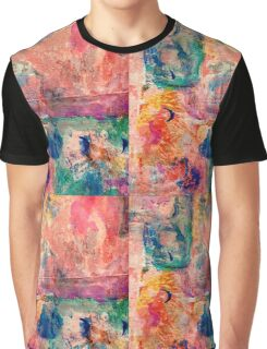 Abstract patchwork #3 Graphic T-Shirt