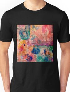 Abstract patchwork #3 Unisex T-Shirt