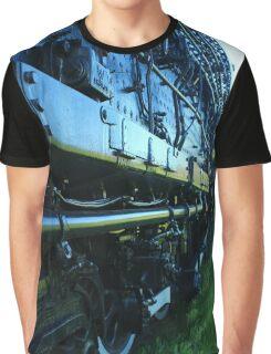 Iron Range Steam Train Graphic T-Shirt