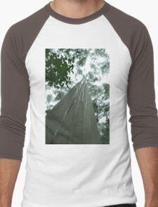 Weeping Tree Men's Baseball ¾ T-Shirt