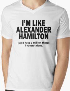 Musical T-shirt - i'm like Hamilton  T-Shirt