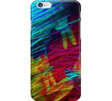 Dragonflies Neon iPhone Case/Skin