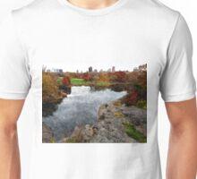 Central Park Water color Unisex T-Shirt