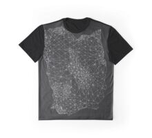 Caught In The Web Graphic T-Shirt