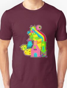 That moment when you are seeing too much colours Unisex T-Shirt