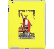 The Magician Tarot Card  iPad Case/Skin
