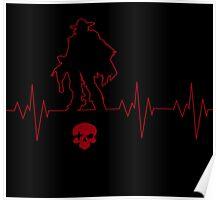 Heartbeat Mcree Poster