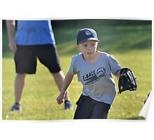 Learning T-Ball Poster