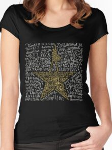 Musical T-shirt - I'm just like my country 2  Women's Fitted Scoop T-Shirt