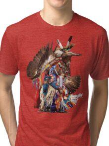 Eagle Dancer Tri-blend T-Shirt