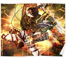 Attack on Titan 20 Poster