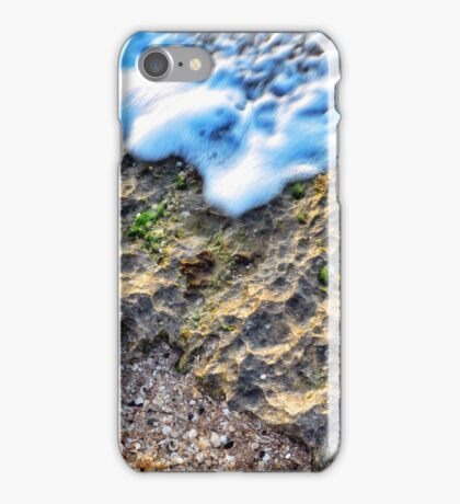Rock,Sand,Water. iPhone Case/Skin