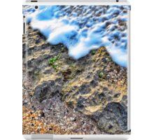 Rock,Sand,Water. iPad Case/Skin