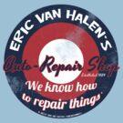Eric Van Halen by SixPixeldesign