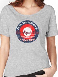 Eric Van Halen Women's Relaxed Fit T-Shirt