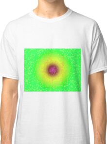 Green through the net Classic T-Shirt