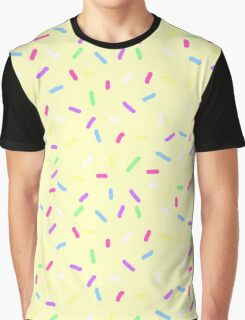 Vanilla Sprinkles Graphic T-Shirt