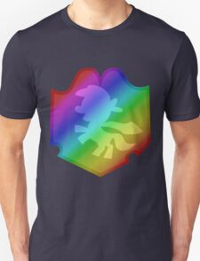 MLP - Cutie Mark Rainbow Special - Crusaders Unisex T-Shirt