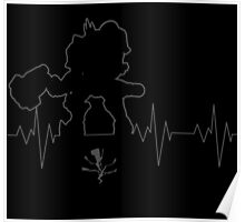 Heartbeat Reinhardt Poster