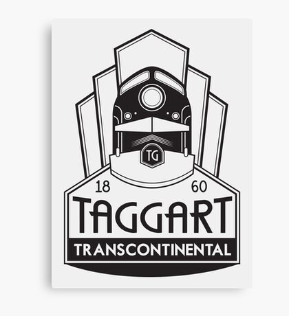 Taggart Transcontinental Canvas Print