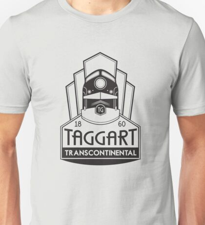 Taggart Transcontinental Unisex T-Shirt