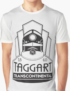Taggart Transcontinental Graphic T-Shirt