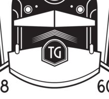 Taggart Transcontinental Sticker
