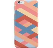 ZigZag A iPhone Case/Skin