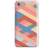 ZigZag A iPhone Case/Skin
