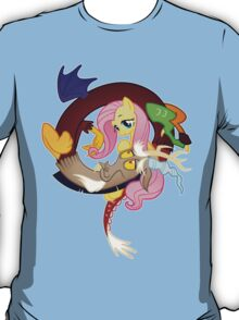 MLP Fluttershy and Discord T-Shirt