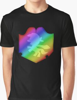 MLP - Cutie Mark Rainbow Special - Crusaders V3 Graphic T-Shirt