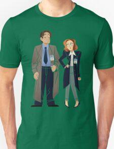 Fox and Dana Unisex T-Shirt