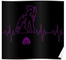 Heartbeat Widowmaker Poster