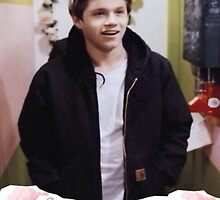 Makes Me Blush Niall by natchanny