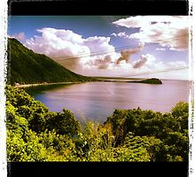 Bay in Dominica by JCMM