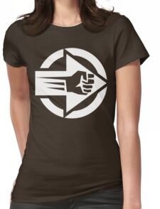 Fate Core: Attack Womens Fitted T-Shirt