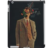 The Energy Vibrations Of Atoms iPad Case/Skin
